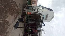 Disewakan Ruko Lahan Usaha untuk Restauran, cafe, dll, Pinggir Jalan