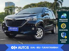 [OLXAutos] Toyota Avanza 1.3 G M/T 2017 Hitam