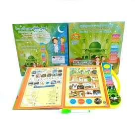 E book edukasi anak (4 bahasa)