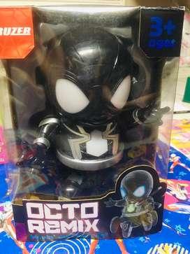 Mainan anak dance hero octo remix