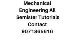 I am a proffesor Of Mechanical Engineering Any body Intrested call me