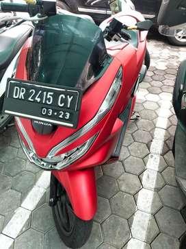 Honda PCX Tahun 2018