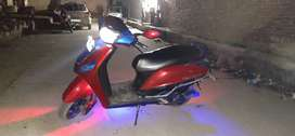 Maestro full modified scooter Activa good condition