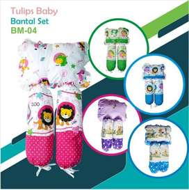 Obral Bantal Set Bayi Kode:BM-04
