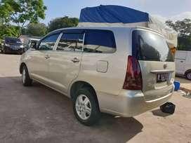 Toyota Innova 2008 manual bisa keluar Batam uang muka 10 juta saja