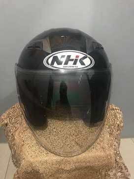 Helm NHK GT AVENGER Hitam kilat