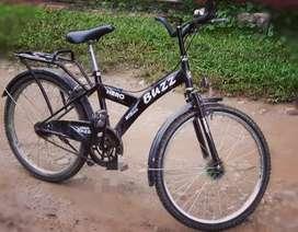 BUZZ cycle (black colour)