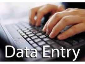 * work from home genuine offline data entry jobs