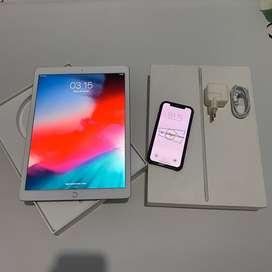 iPad Pro iBox Indonesia 12.9' Inch Gen 1 Wifi Cell Like New (10,11,13)