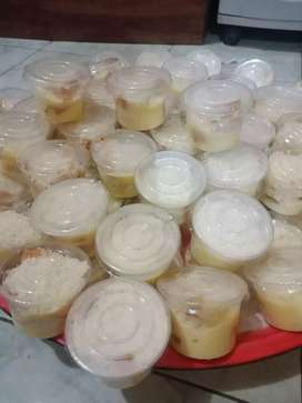 """Fitri DM"" custar pie'n cakes"
