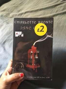 English Novel Classic Jane Eyre