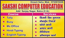 SAKSHI GST TALLY PRIME CLASSES