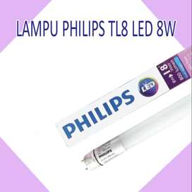 LAMPU PHILIPS TL8 LED 8W