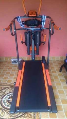 Treadmill sport new manual murah ID NTB