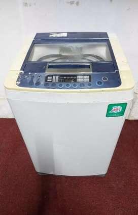 Washing machine 6kg lg turbo drum