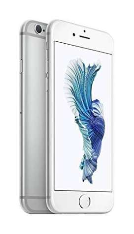 Brand new iPhone 6s, Silver (32 gb)
