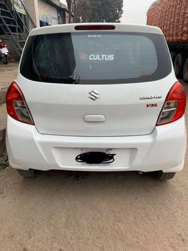 SUZUKI CULTUS VXL(2019) ONLY 20% D.P AND MONTHLY EASY INSTALLMENT