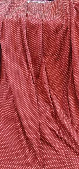 stiched Curtains in excellent condition