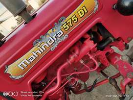 Mahindra 575 power