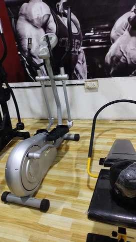 Elliptical gym cardio