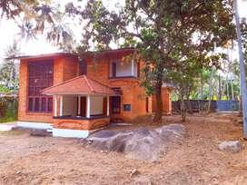 Kudappanakkunnu, independent UK architect designed, posh 4bhk house