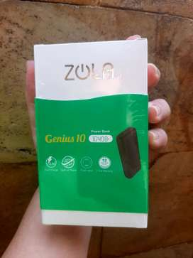 《SEGEL》ZOLA GENIUS 10400mAh Mini Powerbank Fast Charger Nano Cell