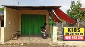 Disewakan Kios / Ruko / Warung Lokasi di Rawamerta