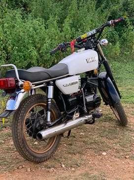Yamaha rx135 5speed