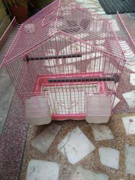 Bird cage (Parrots, pegions,etc.)