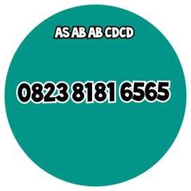 Nomor cantik As ab ab cd cd