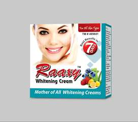 Raaxy Whitening Cream