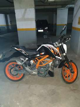 KTM 390 Duke ABS 2014 Well Maintained