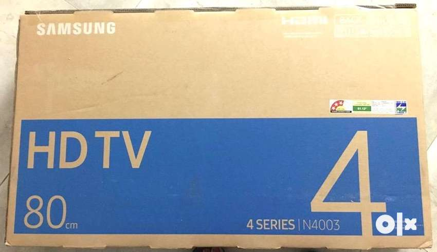 """Brand New Samsung TV available 32"""" 0"""