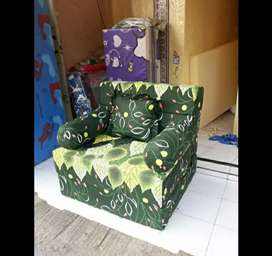 Furniture simple dari INOAC, SOFABED INOAC uk;200x90x20cm