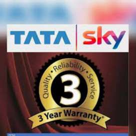 ITS TIME TO INSTALL TATA SKY NEW CONNECTION WITH QUALITY