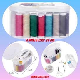 Sewing box miniso