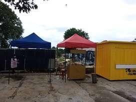 tenda lipat bazar