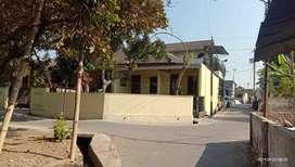 rumah kontrakan murah luas dekat kampus UMS