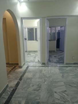 2 bed d/d flat available for rent in Gulshan e Iqbal block # 13-D/2