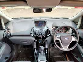 Ford Ecosport Titanium AT Sunroof 2014
