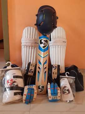 Complete Cricket Kit
