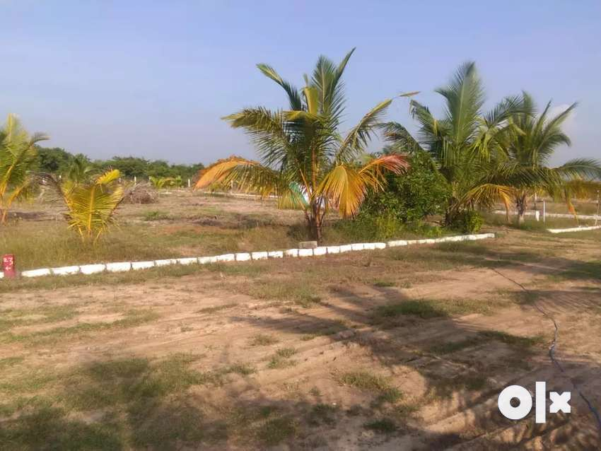 C m d a approved plot sale. Behind all India radio stn, 0