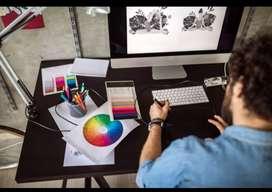 Professional Graphic and Web Designer