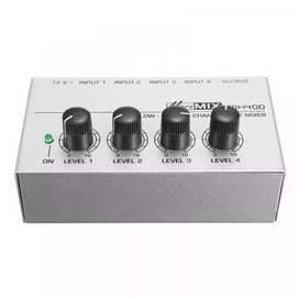 LEORY N-AUDIO Professional Ultra-compact Karaoke Mixer Amplifier