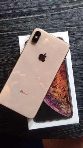 Iphone Xs Max 256 gb Rosegold