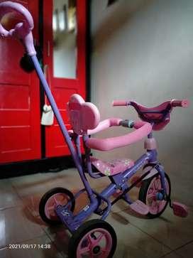 Sepeda Anak Exotic (bekas) nego