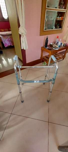 Walker  Light Weight Balanced Frame Folding Walker For Adults