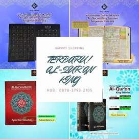 PALING LENGKAP! Jual AL-Qur'an Kit Puworketo,