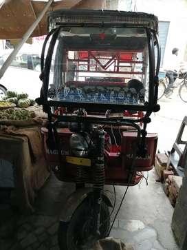 E rickshaw for sale
