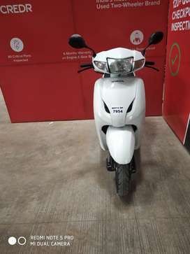 Good Condition Honda Activa Ss110 with Warranty |  7954 Pune